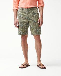 Lake Como Camo 10-Inch Shorts