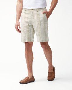 Marina Del Stripe 10-Inch Shorts