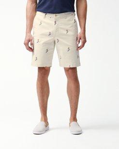Hula Surfin' 10-Inch Shorts