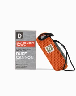 Duke Cannon Tactical Soap on a Rope Bundle