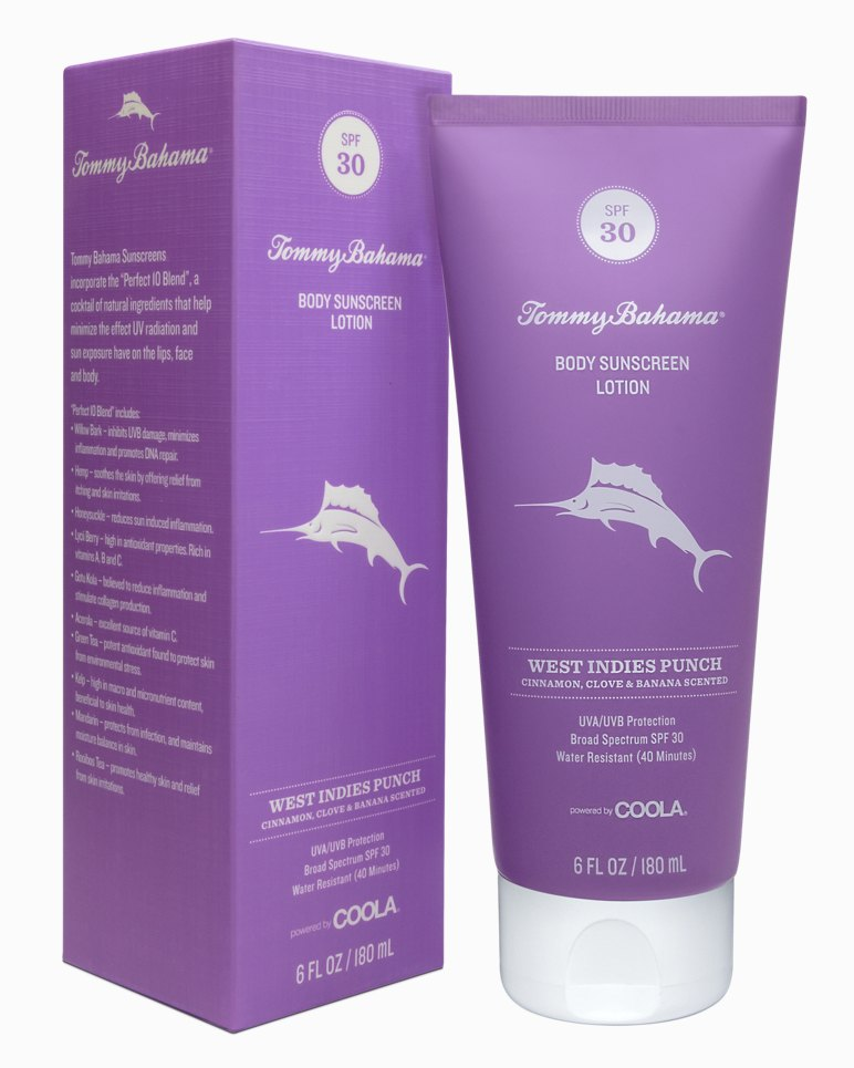 Main Image for West Indies Punch SPF 30 Body Sunscreen Lotion by COOLA®