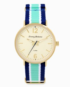 Tangier Stripe Watch