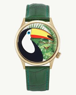 Toucan in Paradise Watch