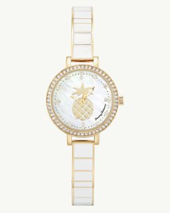 Golden Pineapple Watch