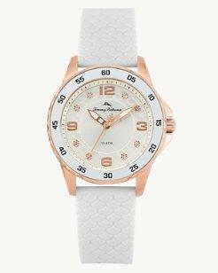 Surfside Sport Watch With Swarovski® Crystals