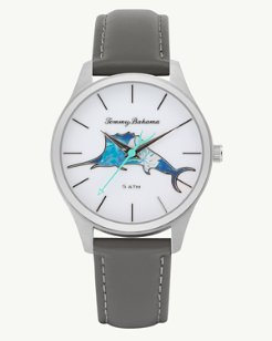 Island Time Marlin Watch