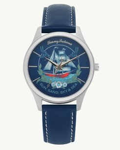 Island Time Sail Away Watch