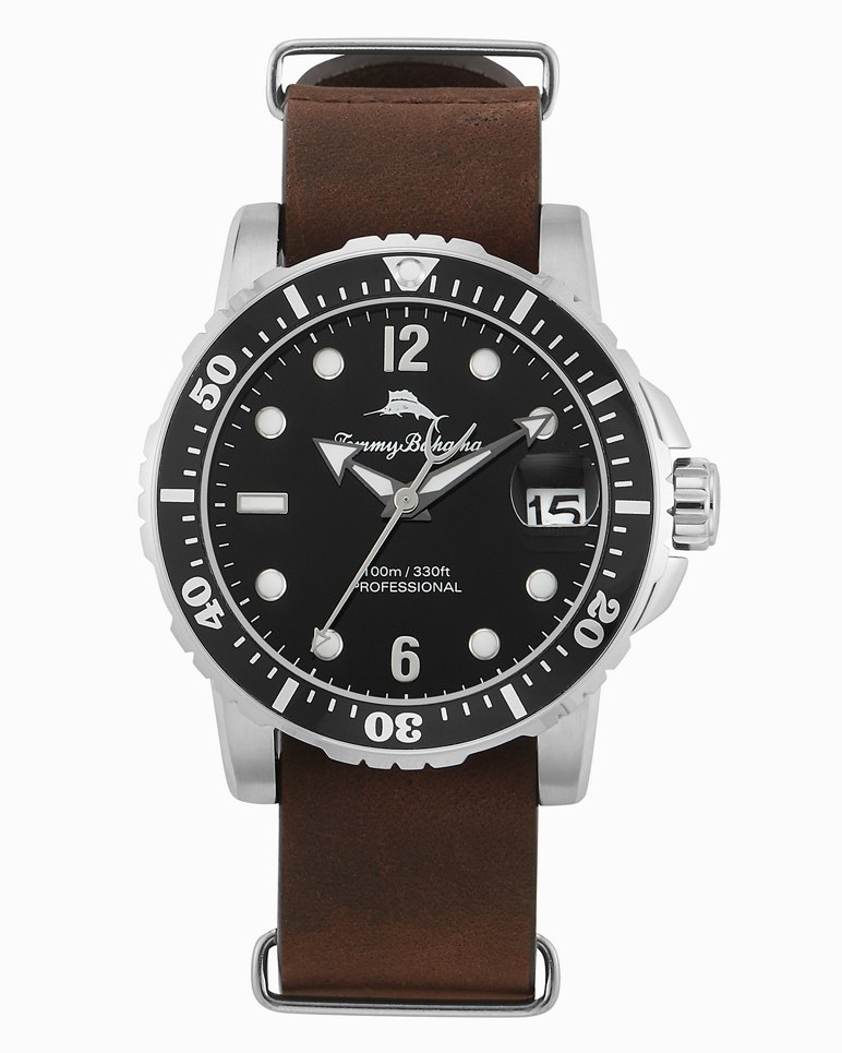 Main Image for Bay Island Diver Watch