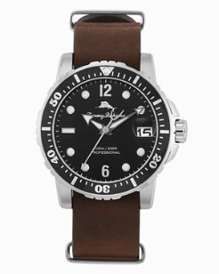 Bay Island Diver Watch