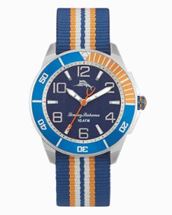 Surfline Silicone Watch
