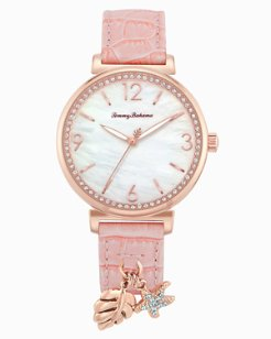 Charming Cove Watch With Swarovski® Crystals