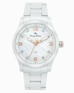 White Sands Watch With Swarovski® Crystals