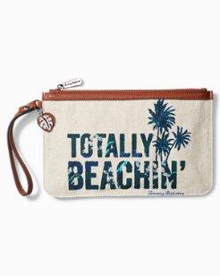 Boca Chica Beach Wristlet