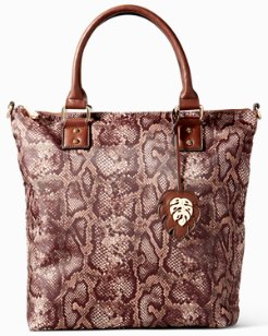 Siesta Key Convertible Tote