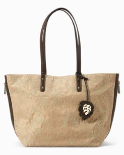 Siesta Key East West Tote