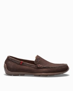 Orion Ridge Leather Driver Shoes