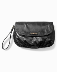 Calero Leather Clutch