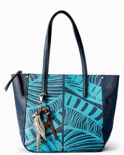 Drake Bay Leather Tote