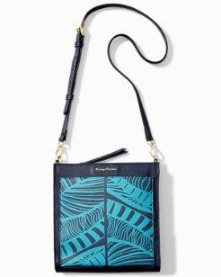 Drake Bay Leather Crossbody Bag