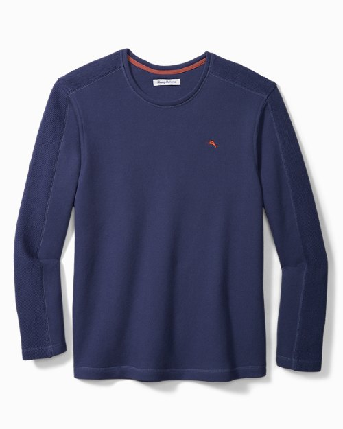French Terry Lounge Crewneck Shirt