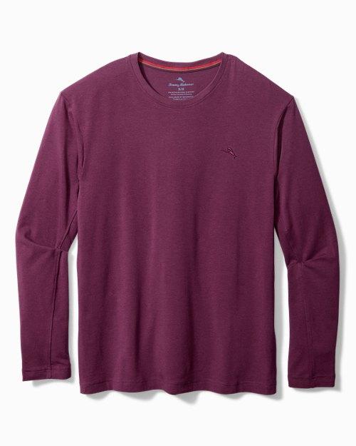 Jersey Long-Sleeve Lounge T-Shirt