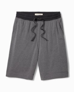 Jersey Fleece Lounge Shorts