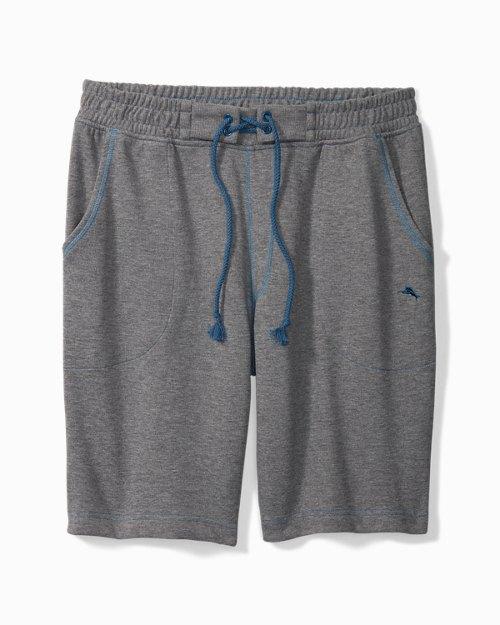 Rib Knit Lounge Shorts