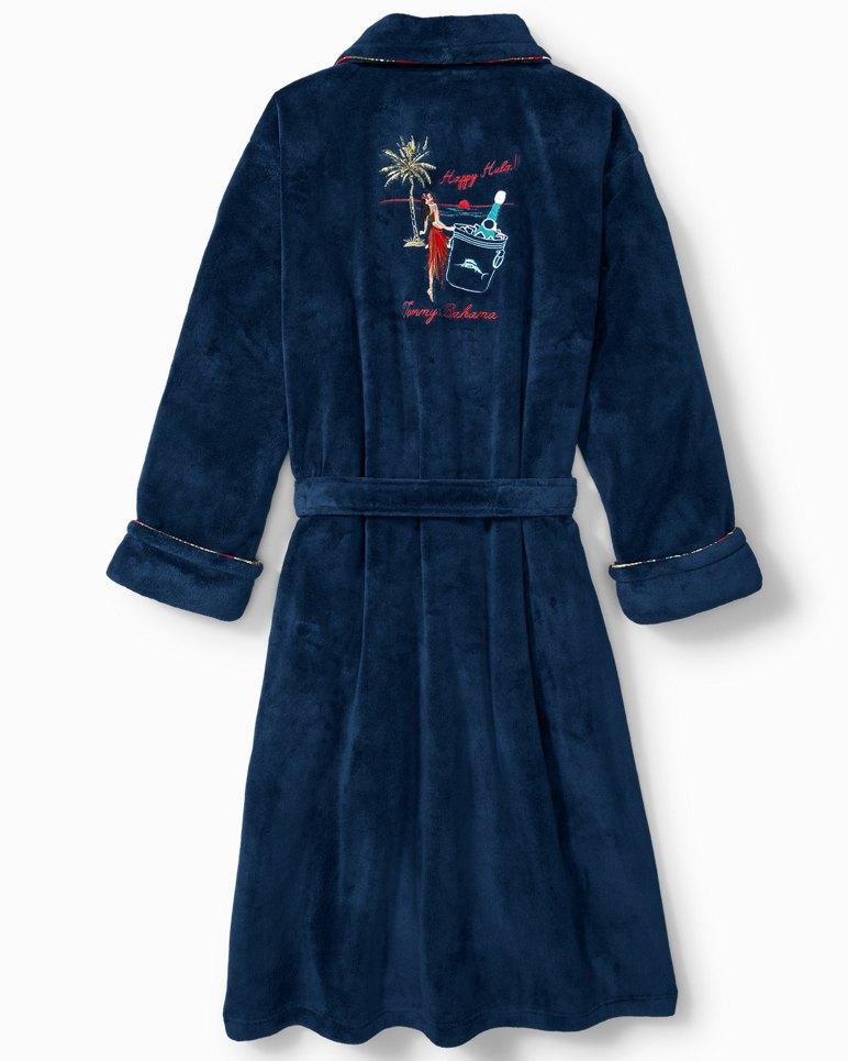 Main Image for Happy Hula Plush Robe