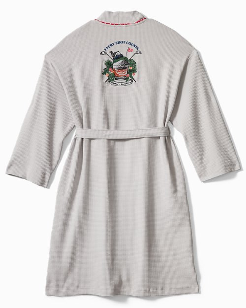 Every Shot Counts Robe