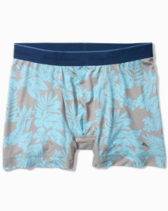 Aloha Print Tech Boxer Briefs