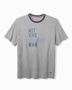 Hit The Snooze Bar Lounge Shirt