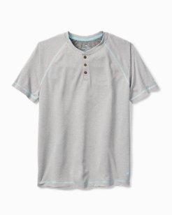 Moisture-Wicking Double-Knit Lounge T-Shirt