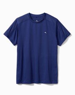 Solid Jersey Tech T-Shirt