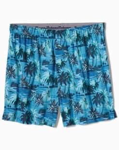 Coconut Island Knit Boxers