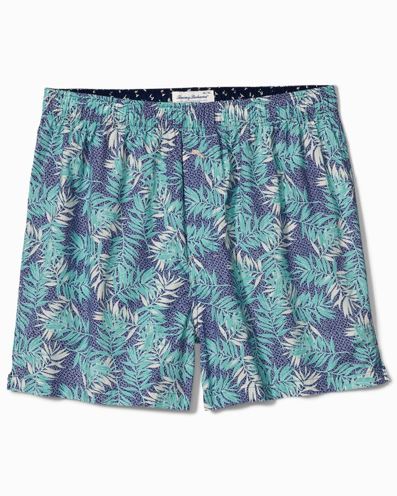 Main Image for Big & Tall Leaves Woven Boxers