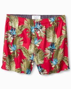 Big & Tall Hawaiian Floral Boxers