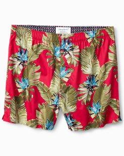 Hawaiian Floral Boxers