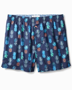 Mod Pineapple Woven Boxers