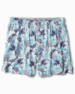 Fern Leaves Knit Boxers