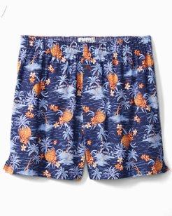 Pineapple Island Woven Boxers