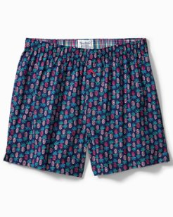 Pineapple Woven Boxers