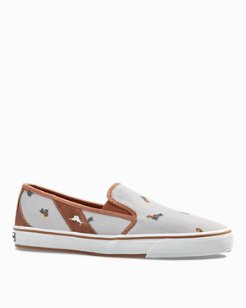 Printed Pacific Ridge Slip-Ons