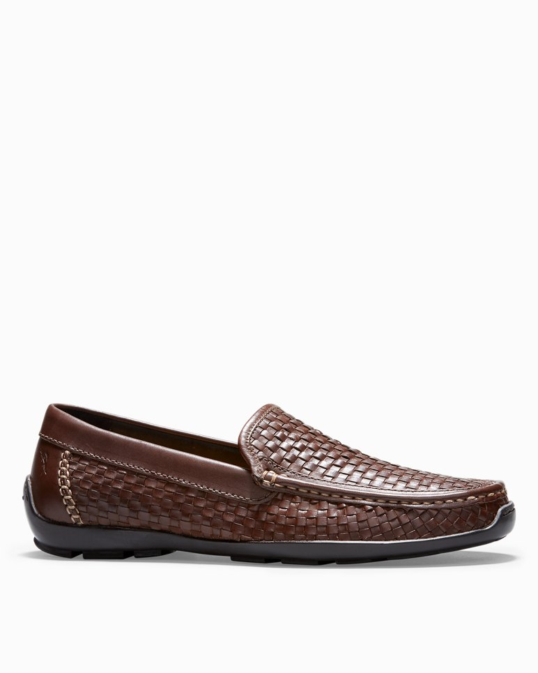 Main Image for Orson Woven Leather Venetian Drivers