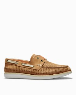 Relaxology® Mahlue Nubuck Slip-On Shoes