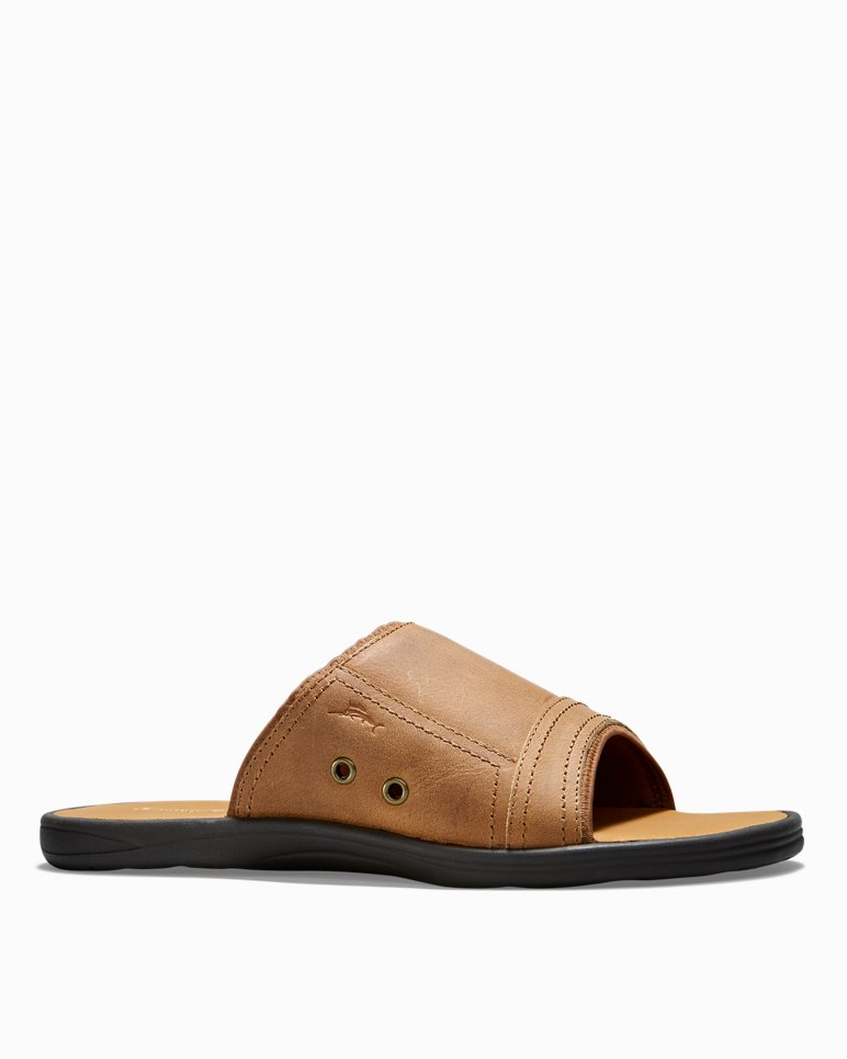 679f3c2968b6a3 Main Image for Seawell Leather Slide Sandals