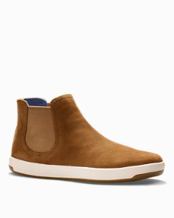 Relaxology® Cove Palms Ankle Boots
