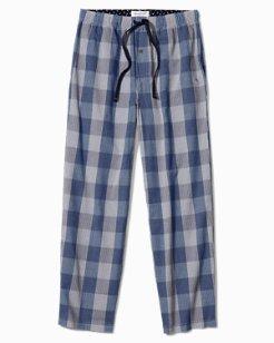Bold Plaid Lounge Pants