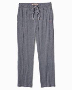 Solid Piqué Lounge Pants