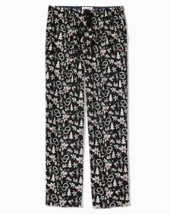 Hula Holiday Woven Lounge Pants