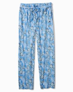 Tropic Leaves Lounge Pants